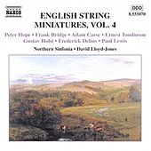 English String Miniatures, Vol. 4 by Various Artists