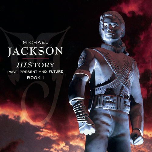 HIStory: Past, Present and Future, Book I by Michael Jackson