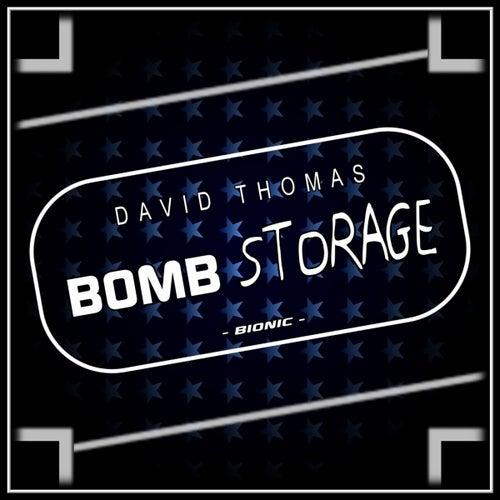 Bomb storage by David Thomas