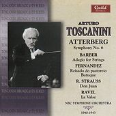 Toscanini - Atterberg, Barber, Ravel etc. - 1940 & 1943 by Arturo Toscanini
