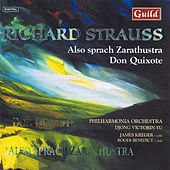Also sprach Zarathustra & Don Quixote by Richard Strauss by Philharmonia Orchestra