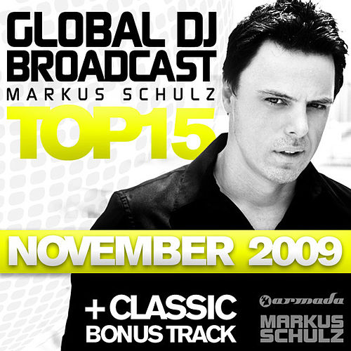 Global DJ Broadcast Top 15 - November 2009 by Various Artists