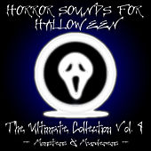 Horror Sounds For Halloween - The Ultimate Collection Volume 4 (Monsters & Murderers) by Sonopedia