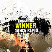 Winner [Techno Remix] - Single by Konshens