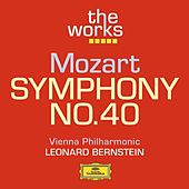 Mozart: Symphony No. 40 in G minor K.550 by Wiener Philharmoniker