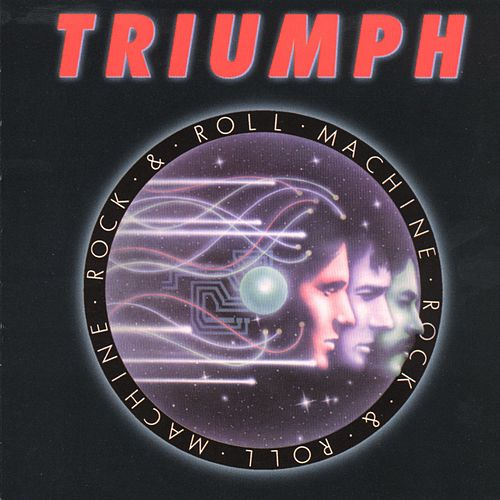 Rock & Roll Machine [TML] by Triumph