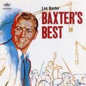 Baxter's Best by Les Baxter