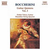 Guitar Quintets Vol. 3 by Luigi Boccherini
