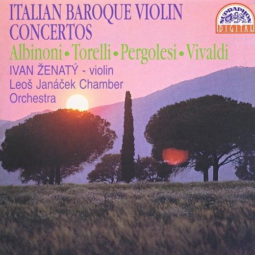 Italian Baroque Violin Concertos By Albioni, Torelli, Pergolesi, and Vivaldi by Ivan Zenaty