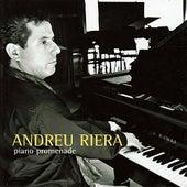 Piano Promenade - Andreu Riera Performs Mompou, Poulenc, Porcel & De Falla by Andreu Riera