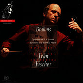 Brahms: Symphony No. 1, Variations on a Theme By Haydn by Budapest Festival Orchestra