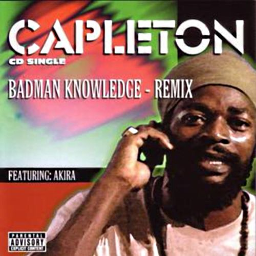 Badman Knowledge by Capleton