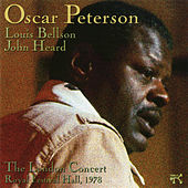 The London Concert by Oscar Peterson