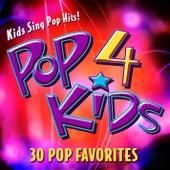 POP 4 Kids - 30 POP Favorites by The Countdown Kids