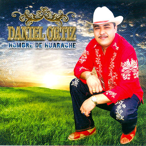 Hombre De Huarache by Daniel Ortiz