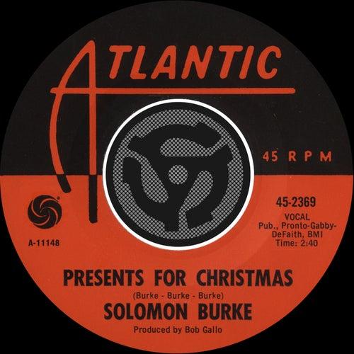 Presents For Christmas / A Tear Fell [Digital 45] by Solomon Burke