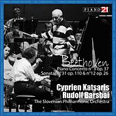 Cyprien Katsaris Archives, Vol. 6 - Beethoven I by Cyprien Katsaris