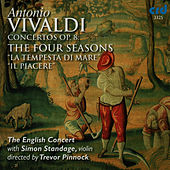 Vivaldi: The Four Seasons, La Tempesta Di Mare, Il Piacere by The English Concert