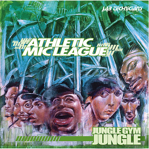 Jungle Gym Jungle by Athletic Mic League