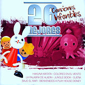 20 Mejores Canciones Infantiles Vol. 1 ( The Best 20 Childen's Songs) by Pequeñas Grandes Voces de Música Infantil