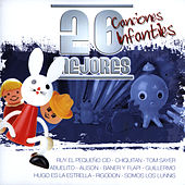 20 Mejores Canciones Infantiles Vol. 2 ( The Best 20 Childen's Songs) by Pequeñas Grandes Voces de Música Infantil