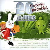 20 Mejores Canciones Infantiles Vol. 3 ( The Best 20 Childen's Songs) by Pequeñas Grandes Voces de Música Infantil