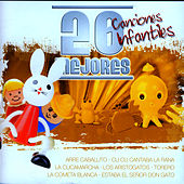20 Mejores Canciones Infantiles Vol. 4 ( The Best 20 Childen's Songs) by Pequeñas Grandes Voces de Música Infantil