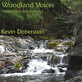 Woodland Voices. Soothing Nature With Wood Flute Meditations by Kevin Doberstein