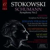 Schumann: Symphony No. 2 - Haydn: Symphony No. 53 - Humperdinck, Mozart and Johann Strauss by Leopold Stokowski