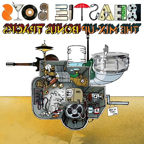 The Mix Up Bonus Tracks by Beastie Boys