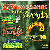 12 Rancheras con Banda by Various Artists