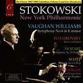 Vaughan Williams: Symphony No.6 - Mozart: Symphony No.35 - Tchaikovsky, Scott and Weinberger by New York Philharmonic