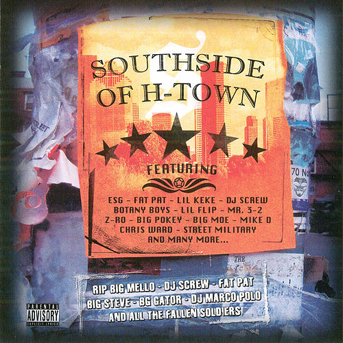 Southside Of H-Town by Various Artists