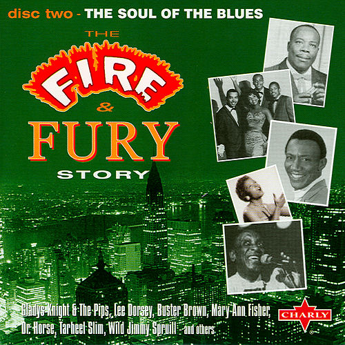 The Fire & Fury Story - Disc Two by Various Artists