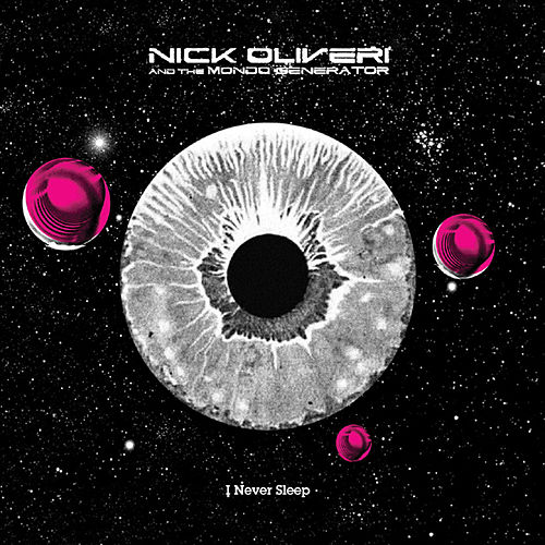 I Never Sleep by Nick Oliveri