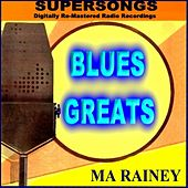 Blues Greats by Ma Rainey