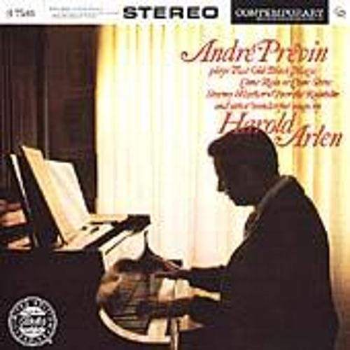 Plays Songs By Harold Arlen by Andre Previn