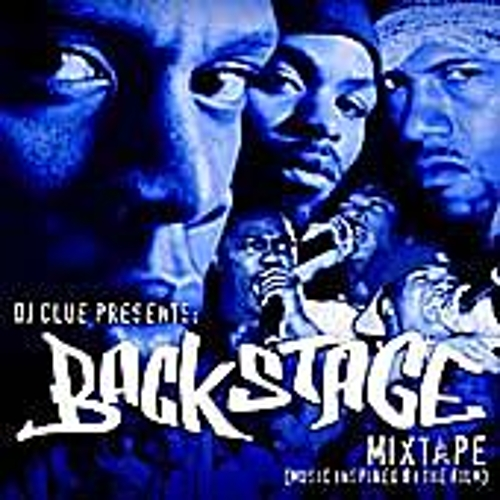 Backstage: A Hard Knock Life [Clean] by DJ Clue