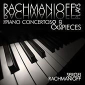 Rachmaninoff plays Rachmaninoff: The Piano Concertos and Solo Pieces by Various Artists