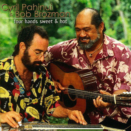 Four Hands Sweet & Hot by Cyril Pahinui