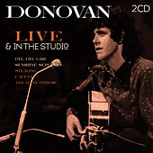 Live & In The Studio by Donovan