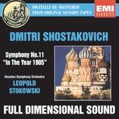 Shostakovich: Symphony No. 11 by Leopold Stokowski
