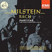 Bach Partitas 1-3 by Nathan Milstein