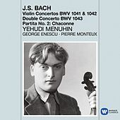 Bach: Violin Concertos 1 & 2, Double Concerto & Partita No.2: Chaconne by Various Artists