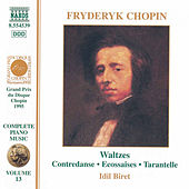 Piano Music Vol. 13 by Frederic Chopin