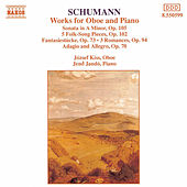 Works For Oboe and Piano by Robert Schumann