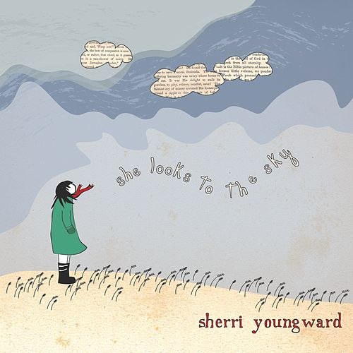 She Looks to the Sky by Sherri Youngward