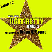 Music From Ugly Betty Series 1-3 Volume 2 by Studio All Stars