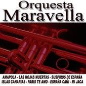 Lo Mejor De La Orquesta Maravella by Orquesta Maravella