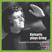 Cyprien Katsaris Archives, Vol. 18 - Grieg. Concerto & Piano Works by Cyprien Katsaris